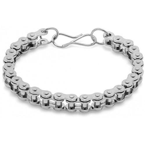 Factorywala Bold-Look Link Bracelet For Boys/Men